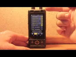 Rugged Ham Radio Ham Radio Android Uhf Dmr Smartphone Sure 8s Youtube