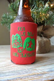 10 best personalized christmas can coolies images on pinterest