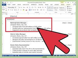 How To Attach Photo To Resume How To Create A Resume In Microsoft Word With 3 Sample Resumes