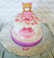 cheerleader bow cake cakes by mehwish