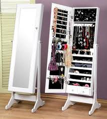 mirror and jewelry cabinet on organizing jewelry mirror jewelry storage jewelry storage and
