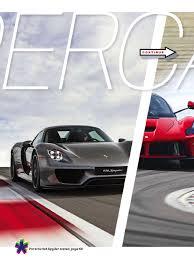 Porsche 918 Old - porsche 918 vs mclaren p1 vs ferrari laferrari road u0026 track mag