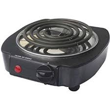 Spider Burners by Amazon Com Dominion D93525 Single Coil Burner 1000 Watt Black