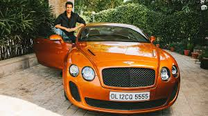 bentley garage millionaires flaunt their luxury cars gq india