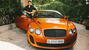 orange cars 2016 millionaires flaunt their luxury cars gq india