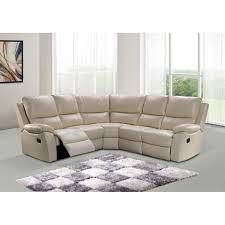 Corner Sofas With Recliners Leather Corner Sofa Argos Ezhandui