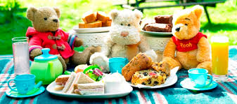 Buffet Items Ideas by Simple Buffet Table Ideas Some Teddy Bears Some Picnic Items
