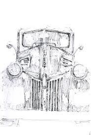 martin squires automotive illustration july 2011
