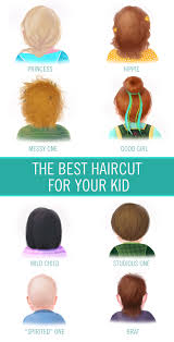 guide to choosing the best haircut for your kid babble