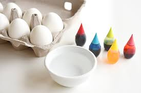 best easter egg coloring kits how to dye bright easter eggs with a shiny finish