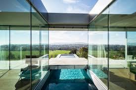 design villa solar powered villa schoorl blends into holland u0027s polder landscape