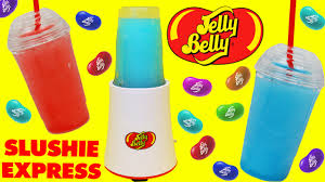 Where To Buy Jelly Beans Jelly Belly Slushie Maker Icee Shaved Ice Yummy Frozen Dessert