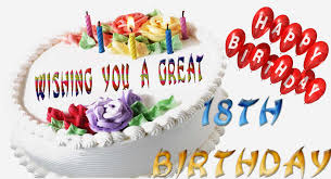 nice and cute 18th birthday wishes 2016 birthday wishes zone