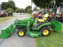 john deere 790 compact utility tractor john deere compact