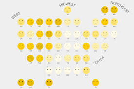 happiest city in america do you live in one of the happiest american states