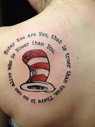 tattoos inspired by dr seuss tattoo com