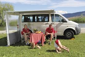 Bongo Awning Pull Out Awning Setting Up A Caravan Roll Out Awning Top Tourist