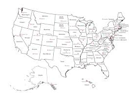 map of the united states quiz with capitals usa state capitals map beautiful us capital quiz interactive states