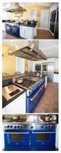 this customer designed her entire kitchen around her bluestar