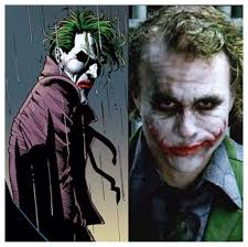 heath ledger as joker why i love him comics amino