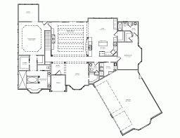 single house plans with basement single level house plans zanana org