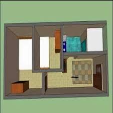 Design Interior Rumah Petak | contoh rumah petak minimalis
