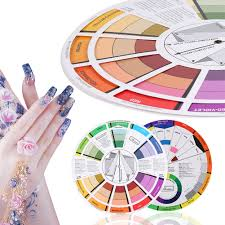 atomus color wheel artist paint mixing guide tattoo color wheel co