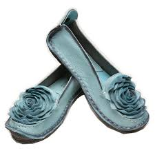 teal roses roses loafers grain leather designed in at signals