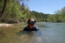 Arkansas snorkeling images Dive and drive daisy state park arkansas jpg