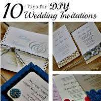 Diy Invitations Wedding Invites Diy Ideas Justsingit Com