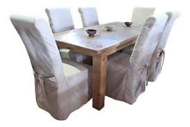 Dining Table Chair Covers Dining Chair Covers Ebay