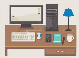 Organized Desk 9 Simple Ways To Organize Your Office A Fresh Space