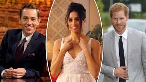 ryan tubridy says meghan markle perfect for prince harry youtube