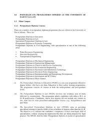 Dissertations In Education Udsm Thesis Postgraduate Education