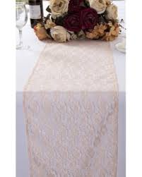 lace table runners wholesale new savings on wedding linens inc wholesale 12 in x 108 in rose
