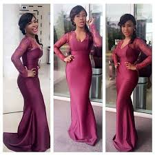 aliexpress com buy africa long sleeve bridesmaid dresses satin