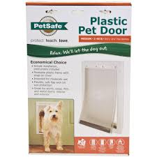 petsafe plastic pet door medium by petsafe at mills fleet farm