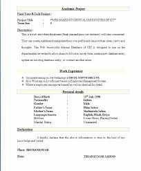 resume format for freshers engineers information technology best resumes format for freshers garymartin info