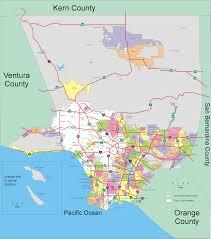 Chicago Gang Map City Of Los Angeles Map Branfordartscenter Density Car Ownership