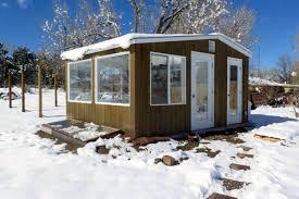 Backyard Greenhouse Winter Solar Greenhouse Design U0026 Construction Year Round Growing