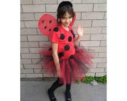 Red Wings Halloween Costume Ladybug Costume Etsy