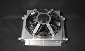 oil cooler with fan oil coolers cbr performance