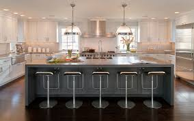 kitchens transitional deane inc island dream