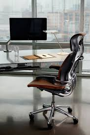 Leather Boss Chair Feeling Like Boss With Human Scale Freedom Chair Theydesign Net