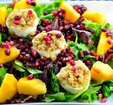 23 best thanksgiving salad recipes creative thanksgiving and