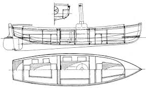 make a model boat from selway fisher designs