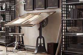 Vintage Home Office Desk Home Office Industrial Vintage Home Office Furniture My