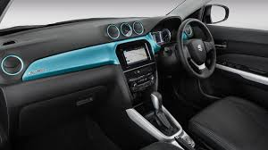 pink jeep interior it u0027s here the all new 2016 suzuki vitara u2013 make it yours