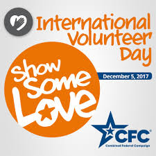 international volunteer day greater new york combined federal