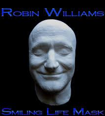 rodney dangerfield halloween mask robin williams smiling life mask lifecast percentage of sale